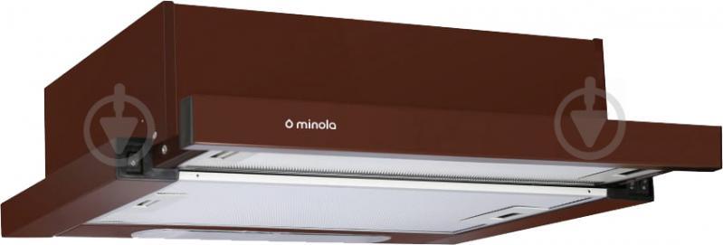 Вытяжка Minola HTL 6110 BR 630 - фото 2