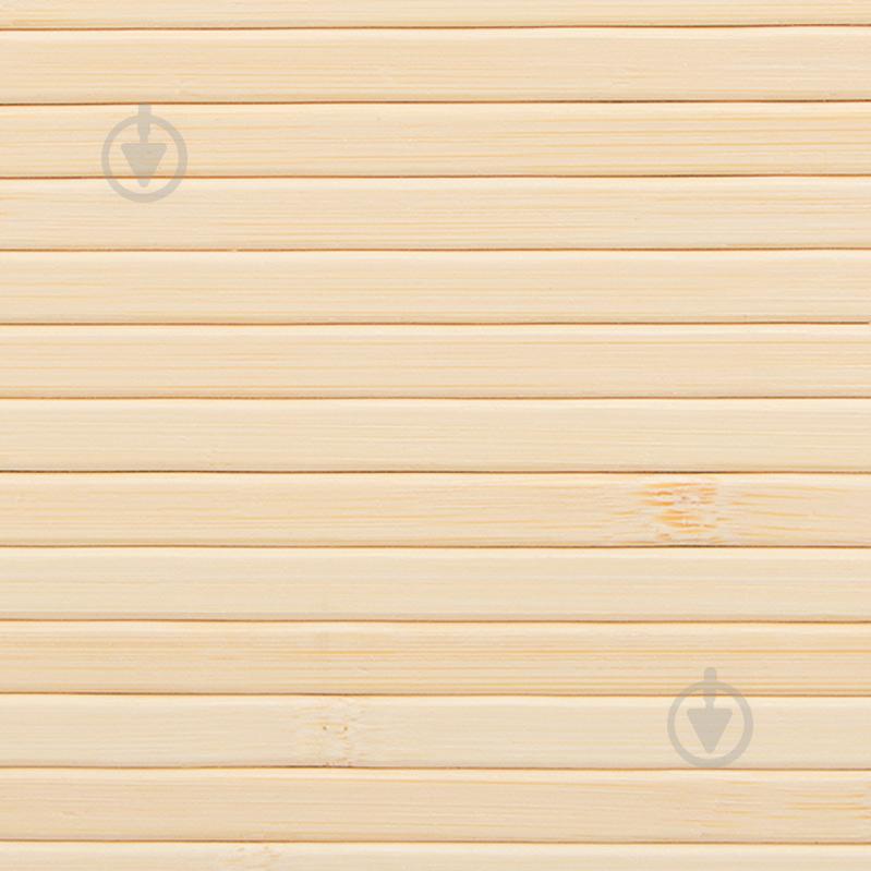 Шпалери бамбукові LZ-0802A  7 мм 1,5 м натуральні - фото 1