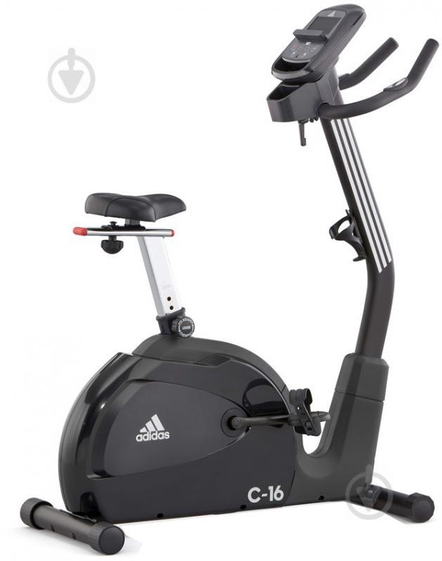 Велотренажер Adidas C-16 AVEN-10401BK - фото 1