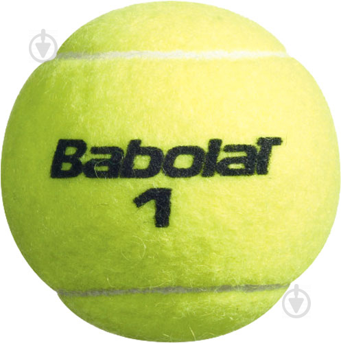 М'яч Babolat для великого тенісу 3 шт./уп. - фото 1