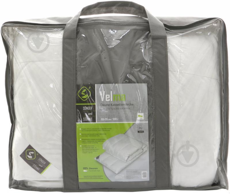 Одеяло Velma 155x215 см Songer und Sohne - фото 3