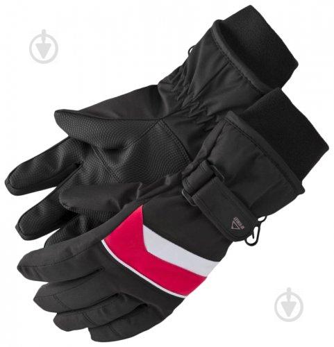 Перчатки McKinley 250114-90657 р. 3 черный - фото 1