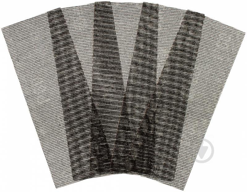 Сітка абразивна A.T.T. з.60 5 шт. 6066002 - фото 2
