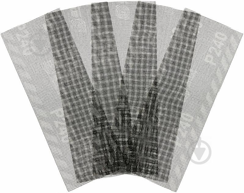 Сетка абразивная A.T.T. з.240 5 шт. 6066008 - фото 3