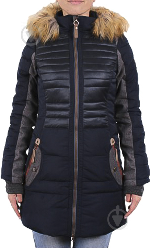 Пальто Northland Anna Parka р. 36 темно-синий 02-08543-14 - фото 1