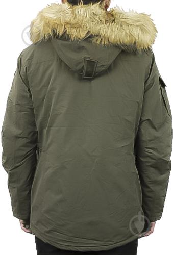Куртка Northland Exo Sport Ben Parka 02-08506-20 M хаки - фото 2