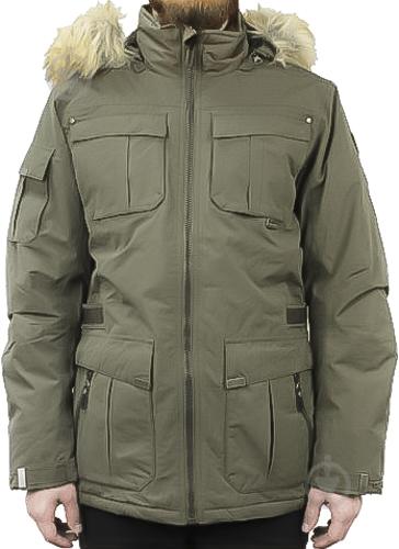 Куртка Northland Exo Sport Ben Parka р. XL коричневый 02-08506-20 - фото 1