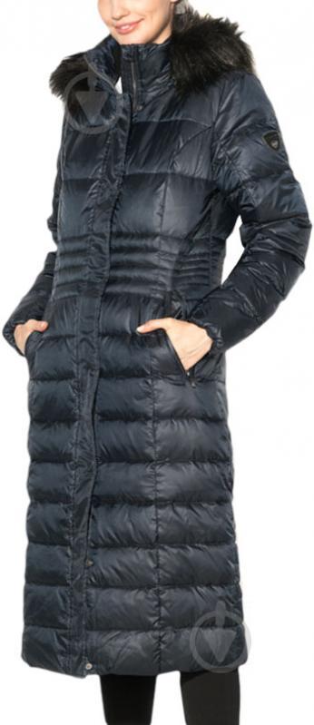 Пальто Northland Marion Daunenmantel 02-08542-14 36 темно-синий - фото 1