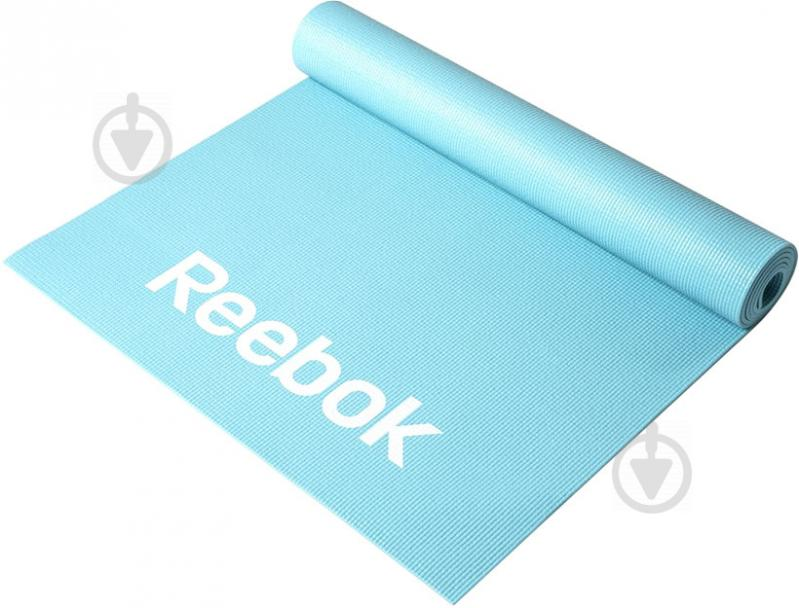 Мат гимнастический Reebok 173x53xLove Fitness RAMT-11024BLL голубой - фото 1