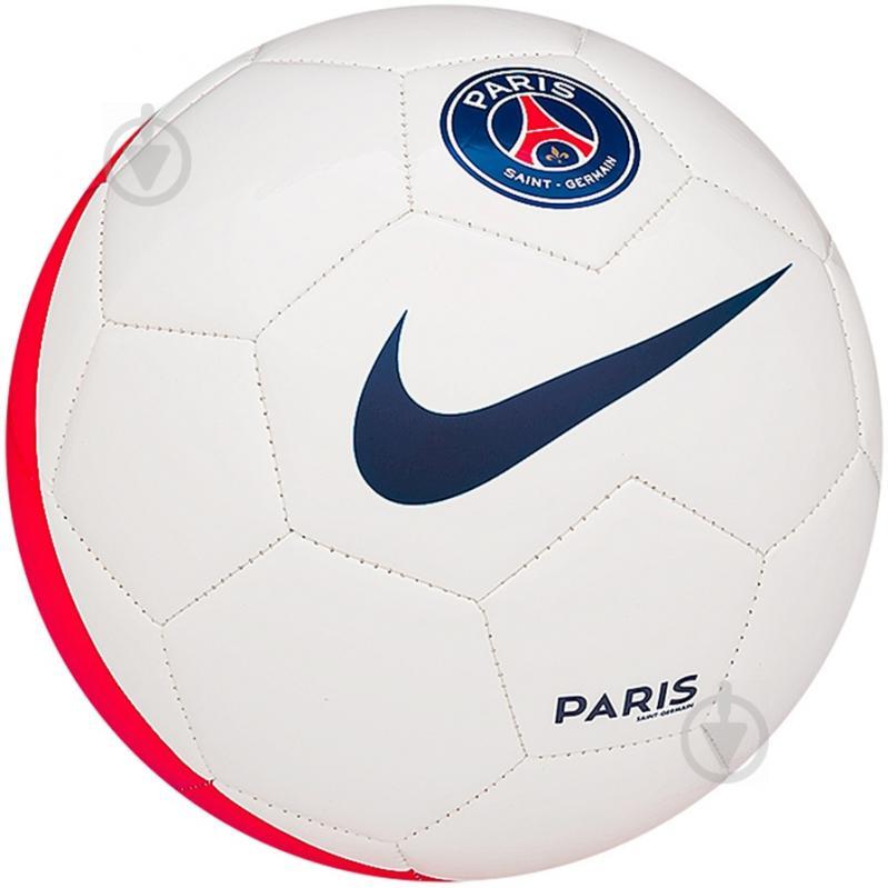 Футбольный мяч Nike PARIS SAINT GERMAIN р. 5 SC2705-100 - фото 1