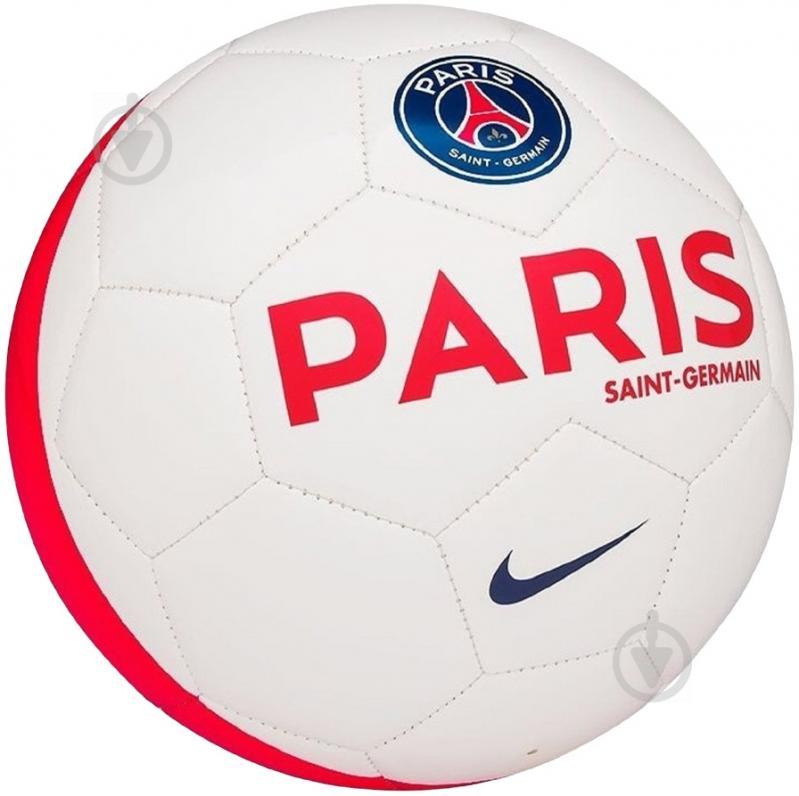 Футбольный мяч Nike PARIS SAINT GERMAIN р. 5 SC2705-100 - фото 2