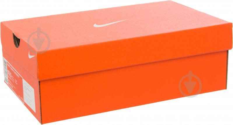 Футбольні бутси   Nike  819216-010   р. 11  чорний із білим - фото 11