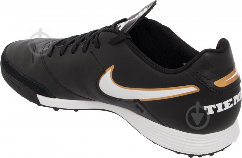 Футбольні бутси   Nike  819216-010   р. 11  чорний із білим - фото 4