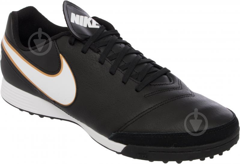 Футбольні бутси   Nike  819216-010   р. 11  чорний із білим - фото 3