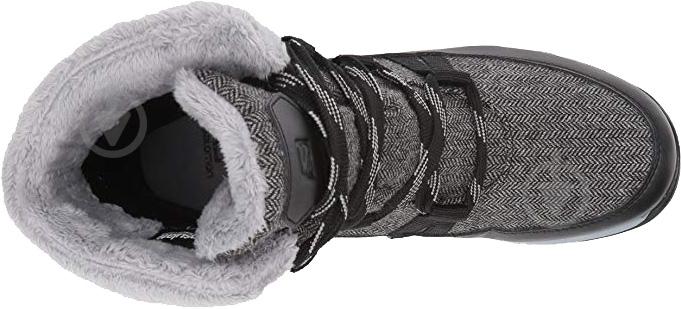 bbf8e2b8 ᐉ Ботинки Salomon HEIKA CS WP L39452300 р. 7 серый • Купить в Киеве ...