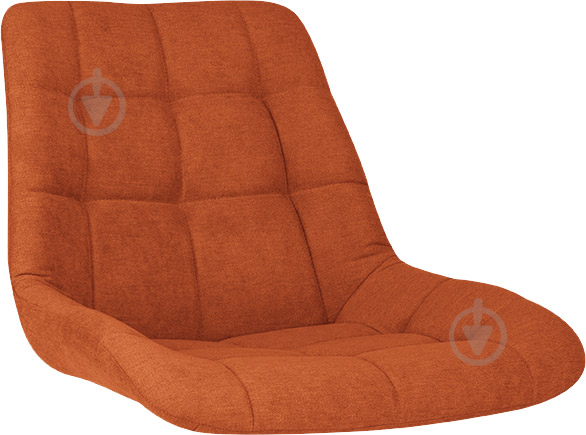 Сидіння для стільця NICOLE (BOX-4) (CH) SORO-51 тканина помаранчевий Nowy Styl