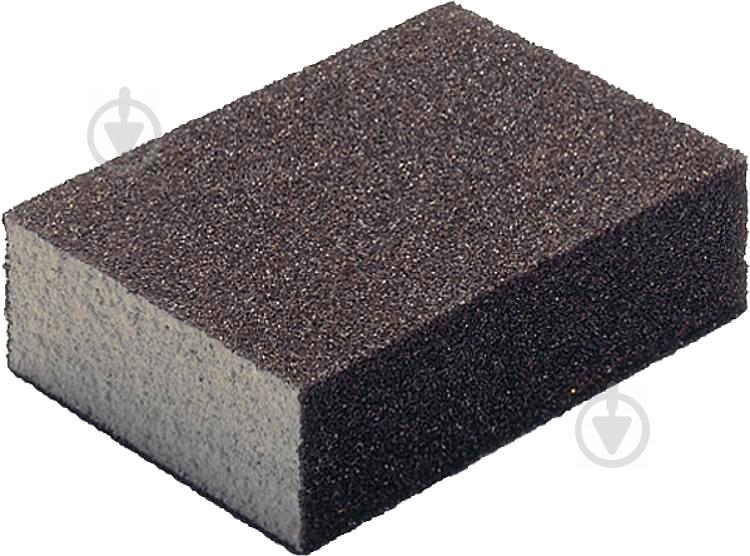 Губка шлифовальная Klingspor з.80 4-стор SK 500 - фото 1