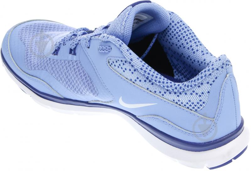 Кроссовки Nike FLEX TRAINER 5 р. 6 голубой 749184-405-6 - фото 3