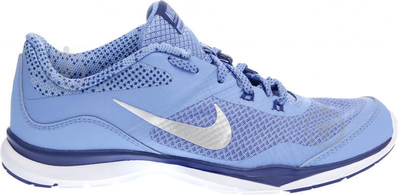 Кроссовки Nike FLEX TRAINER 5 р. 6 голубой 749184-405-6 - фото 5