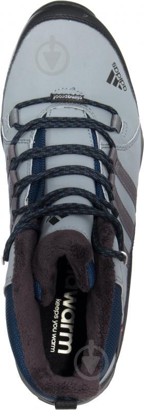 Ботинки  Adidas CW Winterhiker II CP AQ4111 р.42 черный с серым - фото 9