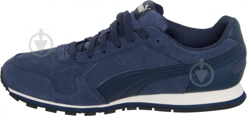 Кроссовки Puma ST Runner SD 35912804 р. 4.5 темно-синий - фото 6