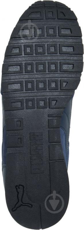 Кроссовки Puma ST Runner SD 35912804 р. 4.5 темно-синий - фото 10