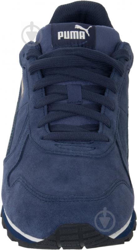 Кросівки Puma ST Runner SD р.5.5 темно-синій 35912804 - фото 7