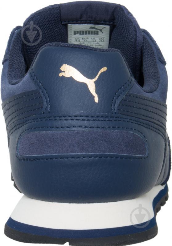 Кросівки Puma ST Runner SD р.5.5 темно-синій 35912804 - фото 8
