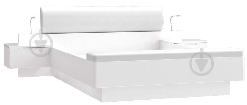 Комплект для спальні Forte Meble Starlet White STWL163 V29 160x200 см білий - фото 1