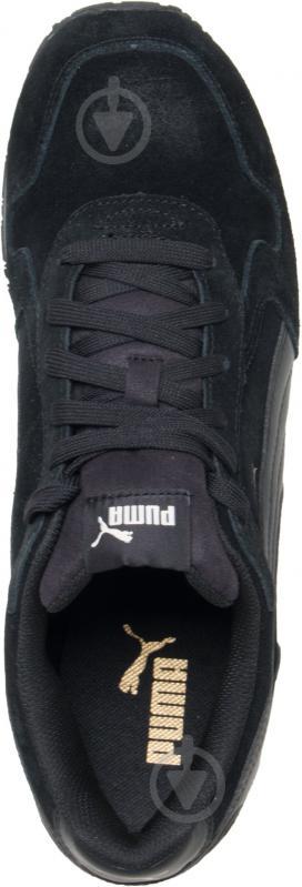 Кроссовки Puma ST Runner SD 35912801 р.5 черный - фото 9
