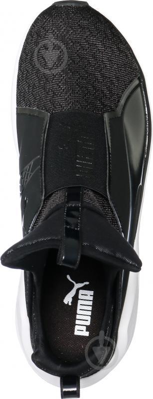 Кроссовки Puma T Fierce Eng Mesh р. 5.5 черный T Fierce Eng Mesh - фото 9