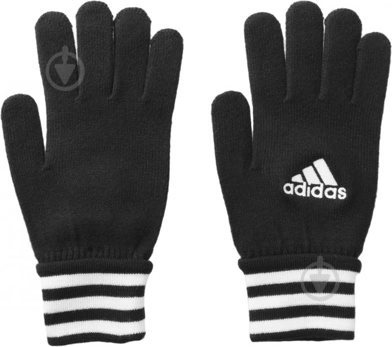 Футбольні рукавички Adidas Football Fieldplayer Z10082 р. M - фото 1