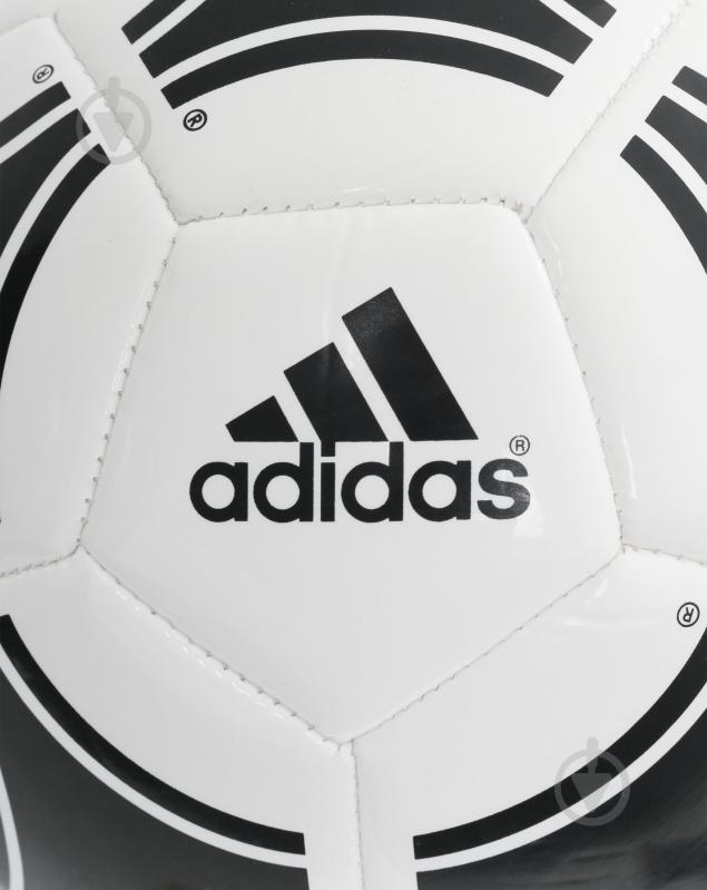 Футбольный мяч Adidas р. 4 сувенирный S12241 - фото 3