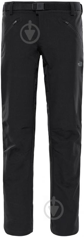 Брюки THE NORTH FACE W Tansa Pant T92WBFJK3 р. 6 черный - фото 1