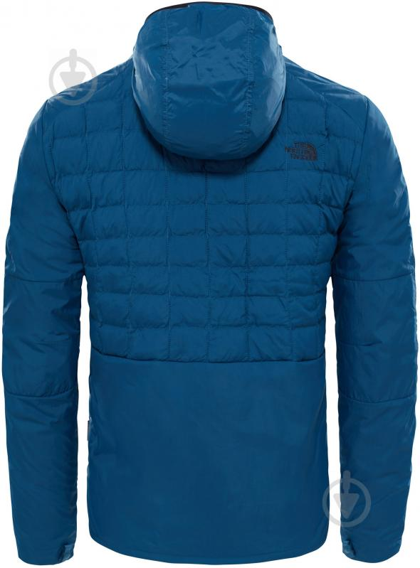 Куртка THE NORTH FACE M Thrmbll Fz Zip-In р. M темно-синий T933IGBH7 - фото 2