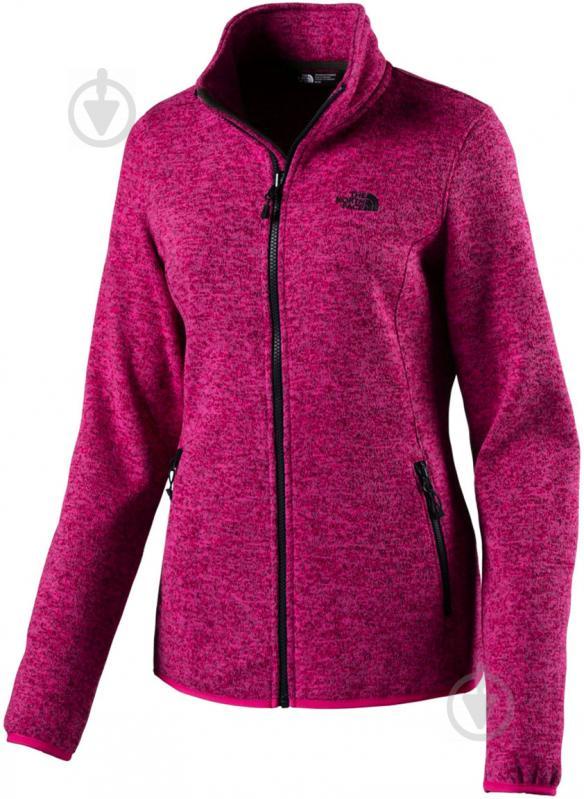 Джемпер THE NORTH FACE W Arashi Inner Fleece р. L розовый T937FRVTS - фото 1