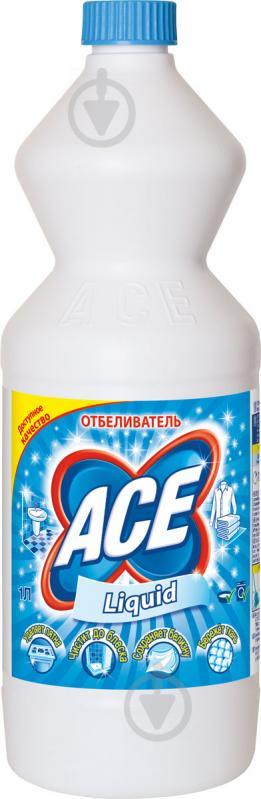 Відбілювач ACE Regular 1000 мл - фото 1
