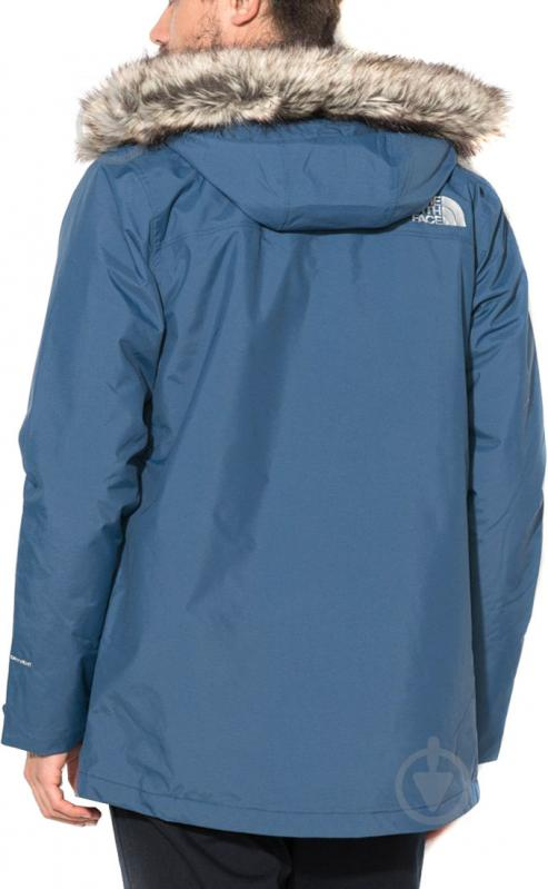 Куртка THE NORTH FACE M Sherpa Zaneck Jkt р. XL синий T937X3HDC - фото 4