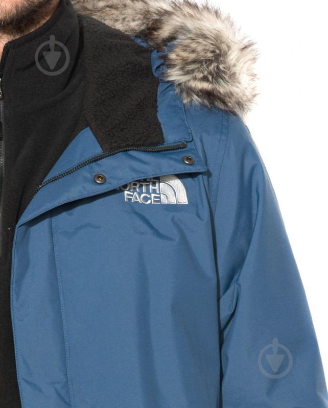 Куртка THE NORTH FACE M Sherpa Zaneck Jkt T937X3HDC XL синий - фото 5