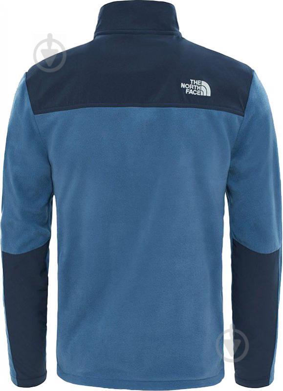 Джемпер THE NORTH FACE M Adj Denali Fleece T933HELMW р. XL синий - фото 2