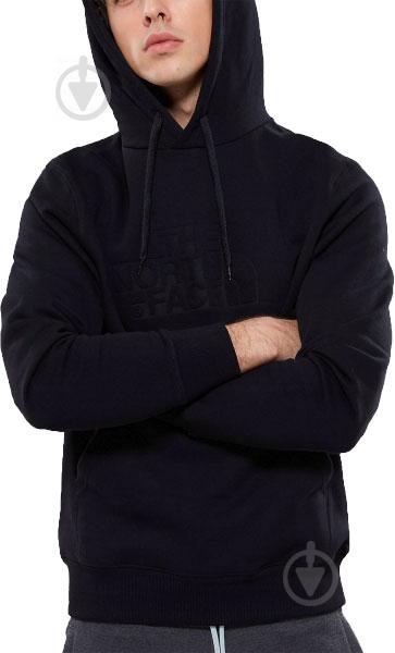 Джемпер THE NORTH FACE M Drew Peak Plv Hd р. XS черный T0AHJYWXD - фото 4