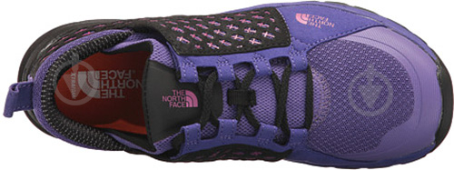 Кроссовки THE NORTH FACE W MOUNTAIN SNEAKER THE NORTH T932ZVYYJ р.9 фиолетовый - фото 4