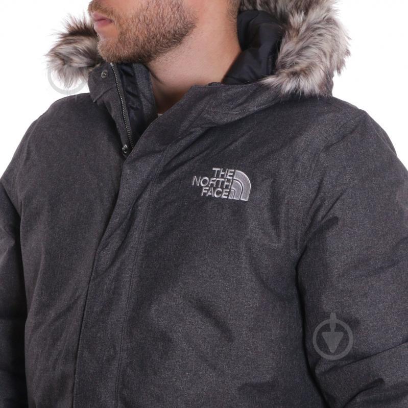 Куртка THE NORTH FACE M Zaneck Jacket T92TUIJBU S серый - фото 7