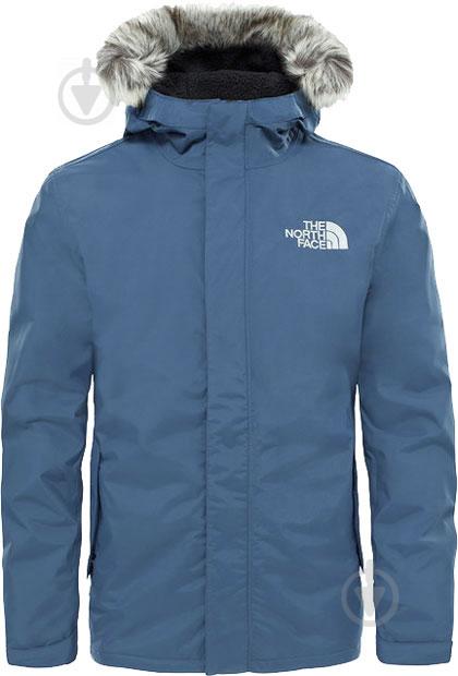 Куртка THE NORTH FACE M Sherpa Zaneck Jkt р. M синий T937X3HDC - фото 1