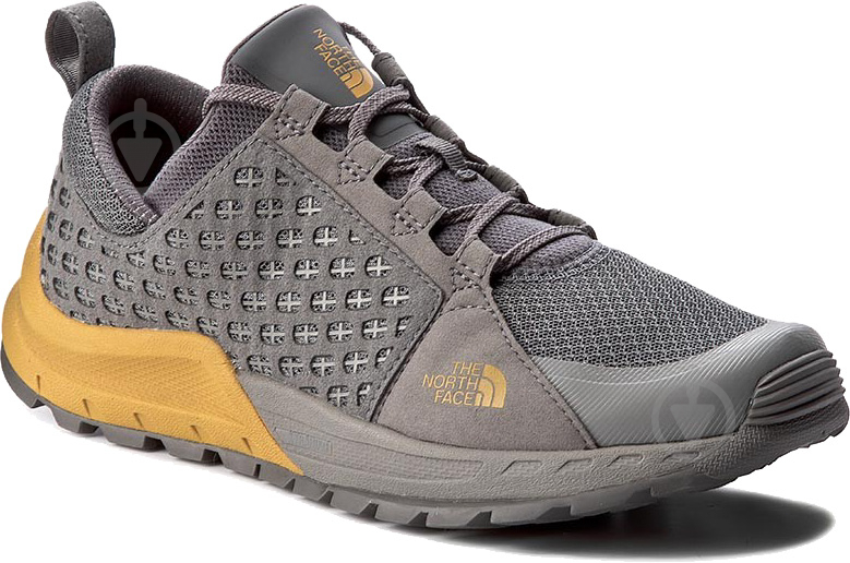 Кроссовки THE NORTH FACE M MOUNTAIN SNEAKER THE NORTH T932ZUZFR р.10 серый - фото 1