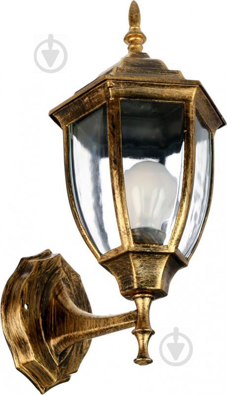 Світильник садовий Victoria Lighting 60 Вт IP44 бронзовий Lawn/AP - фото 1