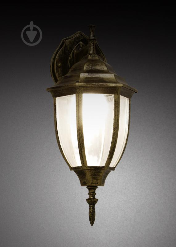 Світильник садовий Victoria Lighting 60 Вт IP44 бронзовий Lawn/AP - фото 3