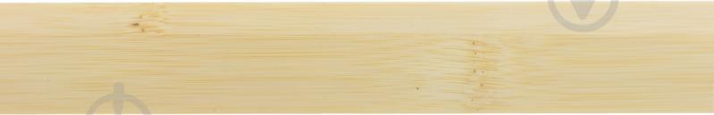 Молдинг для бамбукових шпалер з'єднувальний LZ-R201A  натуральний - фото 2