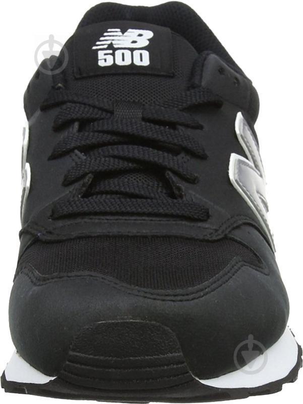 Кроссовки New Balance GM500KSW р.9 черный - фото 4