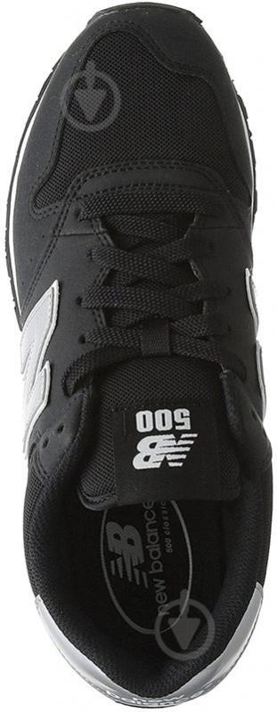 Кроссовки New Balance GM500KSW р.9 черный - фото 6